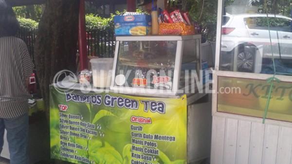 Kedai-Bandros-greentea