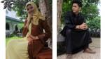 Sharifah Vidaa Fatimah Alatas dan Doni Anggola Anggota Magang LPM Suaka 2016
