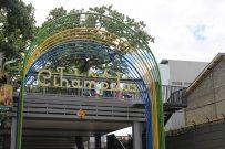 Penampakan Teras Cihampelas, Bandung. Ambang Al Amasy/ Magang.
