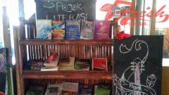 Perpustakaan Pojok Literasi Seni